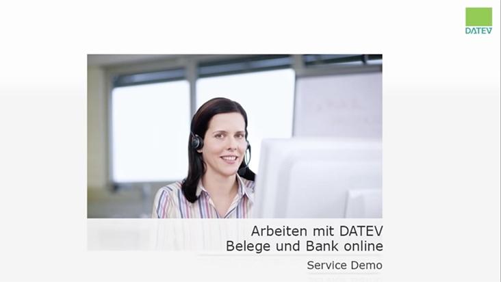 Datev - Belege sortieren